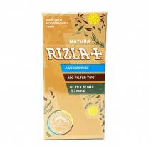 Rizla Natura Ultra Slim Filter Tips