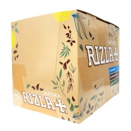 Rizla Combi Natura & Tips Case Smokers