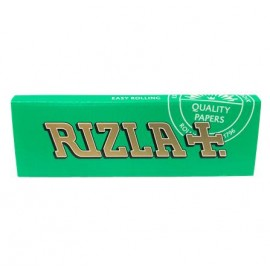 Rizla Green Regular Rolling Papers Smokers
