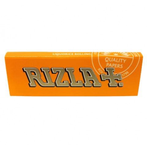 Rizla Liquorice Regular Rolling Papers Smokers