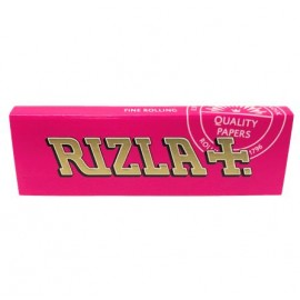 Rizla Pink Regular Rolling Papers Smokers