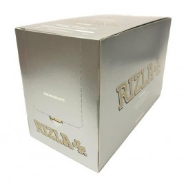 Rizla Combi Silver & Tips Case Smokers
