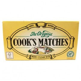 Cook's Household Safety Matches Smokers