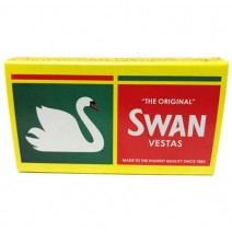 Swan Vestas Safety Matches