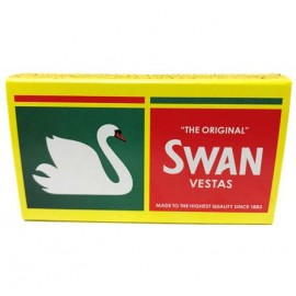Swan Vestas Safety Matches Smokers