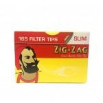 Zig-Zag Slim Filter Tips Smokers