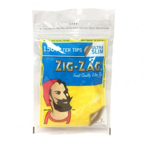 Zig-Zag Ultra Slim Filter Tips Smokers