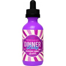 Dinner Lady Blackberry Crumble Short Fill 50ml Liquids