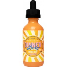 Dinner Lady Orange Tart Short Fill 50ml Liquids