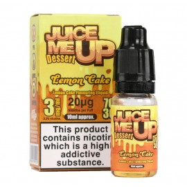 Juice Me Up Lemon Cake Sub Ohm E-Liquid Liquids