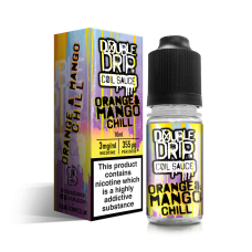 Double Drip Orange & Mango Chill Coil Sauce E-Liquid 10ml Liquids