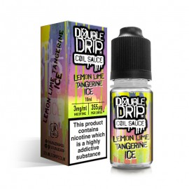 Double Drip Lemon Lime Tangerine Coil Sauce E-Liquid 10ml Liquids