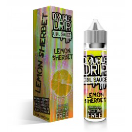 Double Drip Lemon Sherbet Short Fill 50ml Liquids