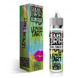 Double Drip Lemon Tart Short Fill 50ml Liquids