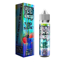 Double Drip Super Berry Sherbet Short Fill 50ml