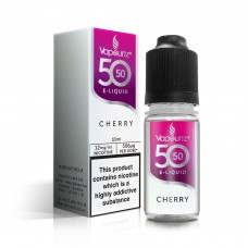 50/50 Vapouriz Cherry E-Liquid 10ml Liquids