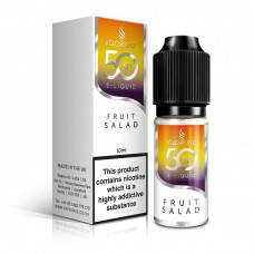50/50 Vapouriz Fruit Salad 10ml Liquids