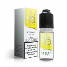 50/50 Vapouriz Lemon Tart E-Liquid 10ml Liquids