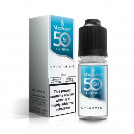 50/50 Vapouriz Spearmint E-Liquid 10ml Liquids