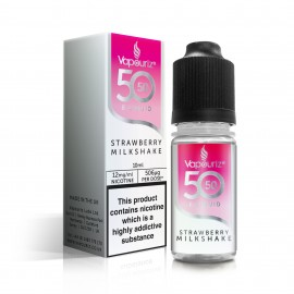 50/50 Vapouriz Strawberry E-Liquid 10ml Liquids