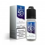 50/50 Vapouriz Blue Raspberry E-Liquid 10ml Liquids