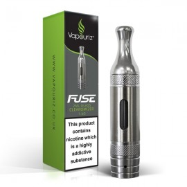Vapouriz Glass Fuse Clearomiser Vaping Accessories