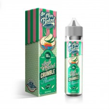 Ohm Baked Apple & Rhubarb Crumble Short Fill 50ml Liquids