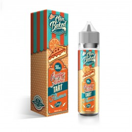 Ohm Baked Orange Almond Tart Short Fill 50ml Liquids