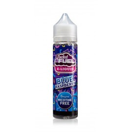 Pocket Fuel Blue Raspberry Short Fill 50ml Liquids