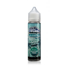 Pocket Fuel Menthol Short Fill 50ml Liquids
