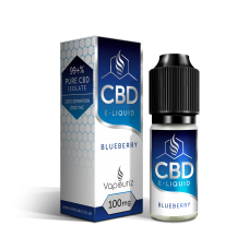 Vapouriz CBD Blueberry  Health Care