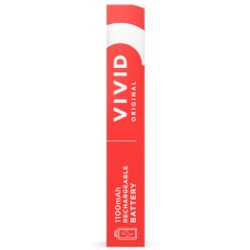 Vivid 1100mAh Battery Vaping Accessories