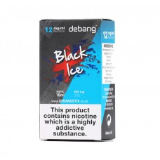 Debang Black Ice E-Liquid 10ml LIQUIDS