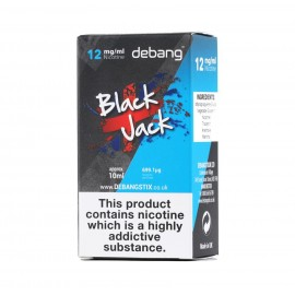 Debang Black Jack E-Liquid 10ml Liquids