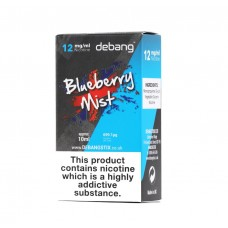 Debang Blueberry Mist E-Liquid 10ml LIQUIDS