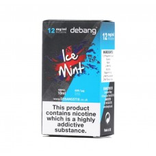 Debang Ice Mint E-Liquid 10ml LIQUIDS